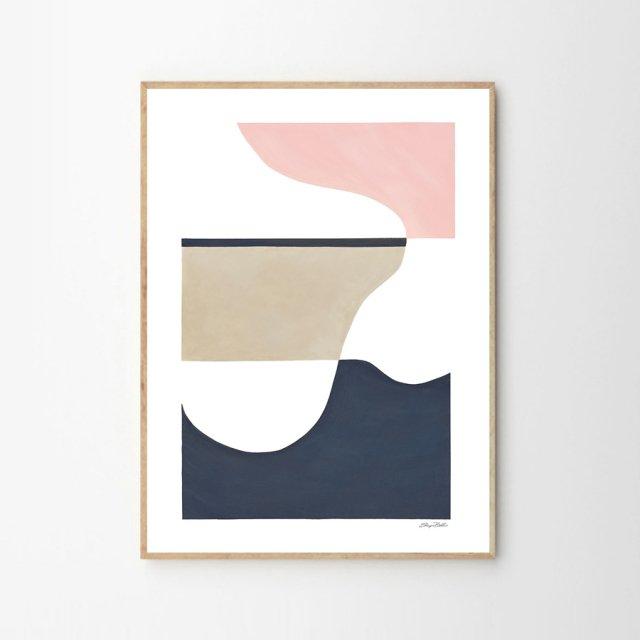 SENSUAL LANDSCAPE by Sheryn Bullis (30×40cm)