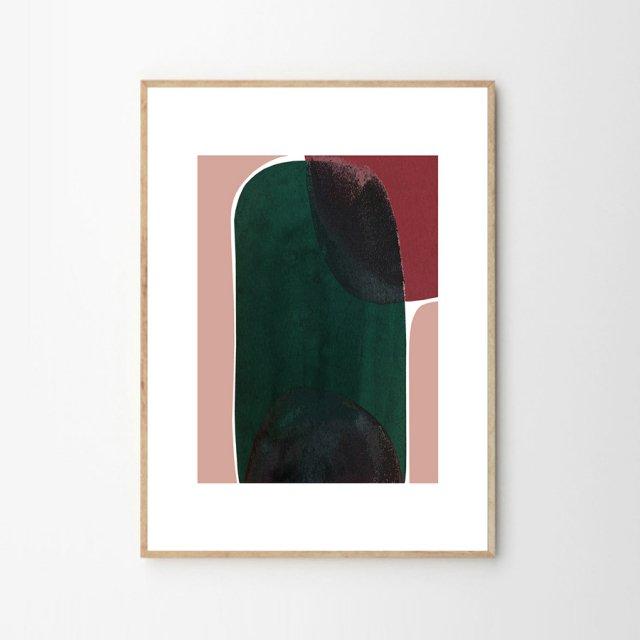 NO 14 by Berit Mogensen Lopez (50×70cm)