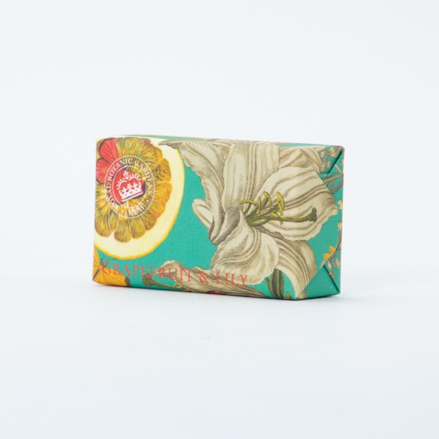 The English Soap Company シアソープ GRAPEFRUIT & LILY