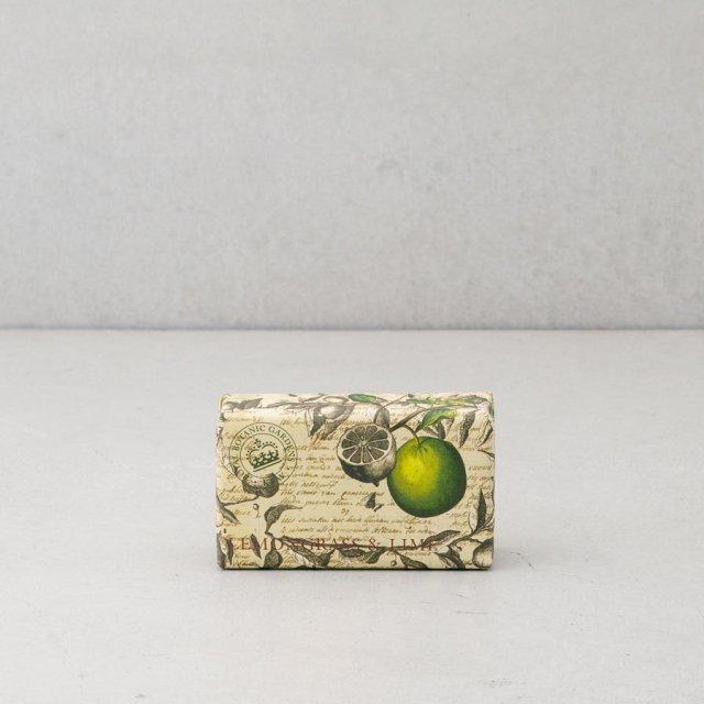 The English Soap Company シアソープ LEMONGRASS & LIME