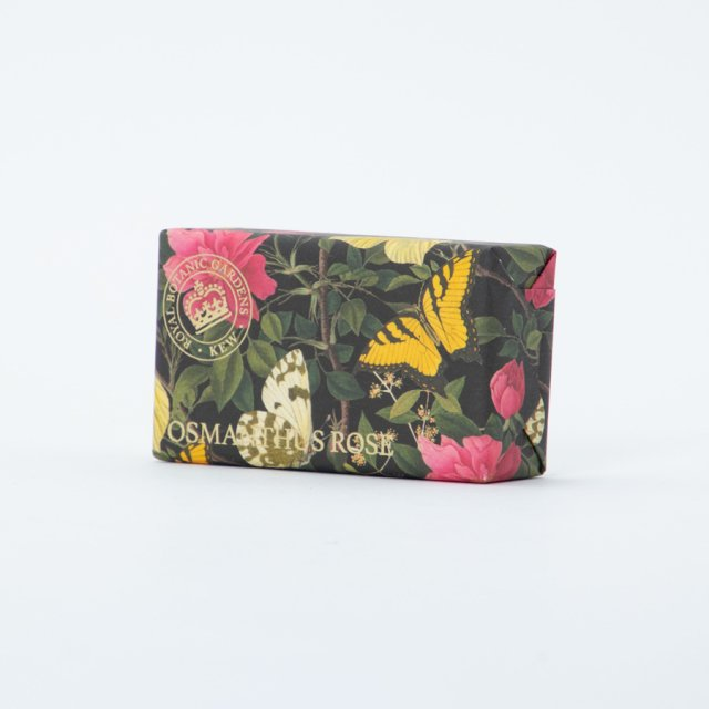 The English Soap Company シアソープ ORMANTHUS ROSE
