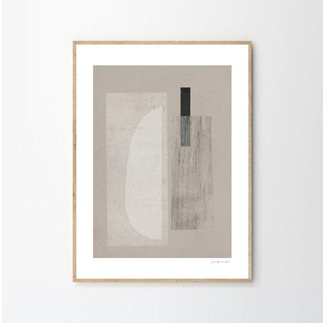 CARRARRA by Julia Hallström Hjort (30×40cm)