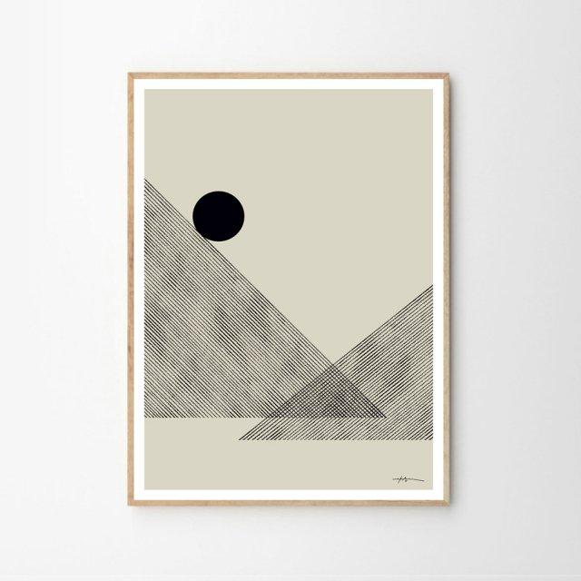 ALTITUDE by Studio Paradissi (30×40cm)