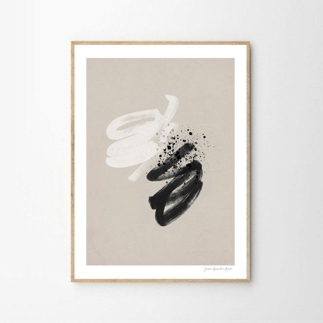 MOSHI MOSHI by Julia Hallström Hjort (30×40cm)