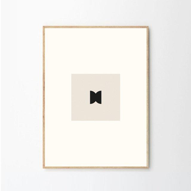 BEGINNING by Lucrecia Rey Caro (50×70cm)