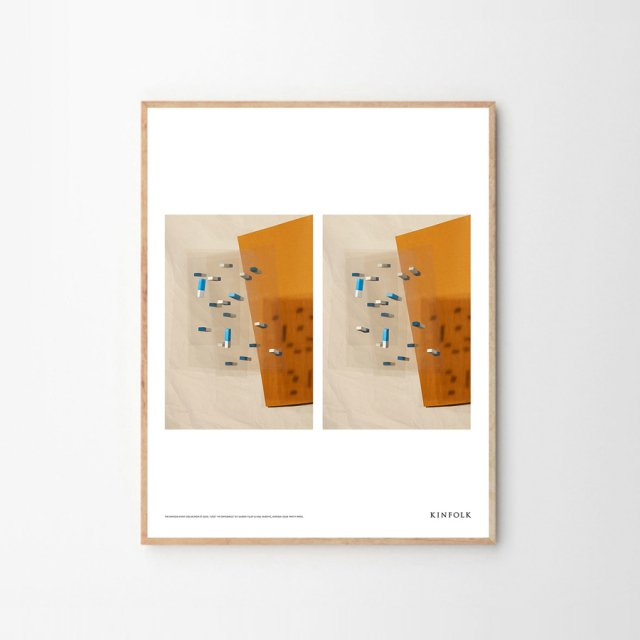 SPOT THE DIFFERENCE - Kinfolk Print Collection (40×50cm)