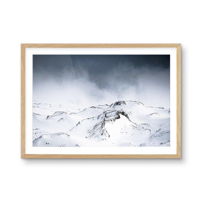 Snow Views (50×70cm)