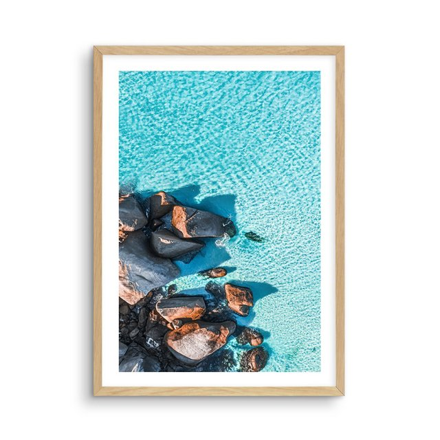 Wests Beach, Esperance (50×70cm)