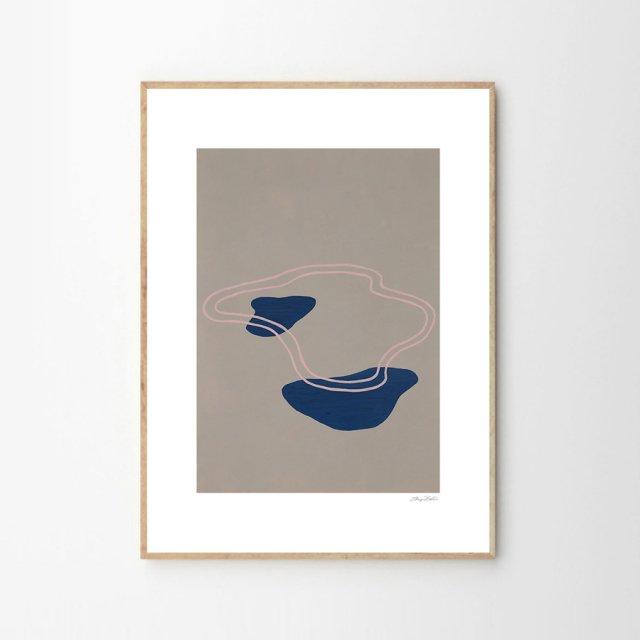 ARCHIPELAGO II by Sheryn Bullis (50×70cm)
