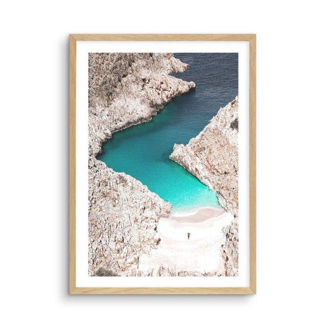 Hideaway   Crete (50×70cm)