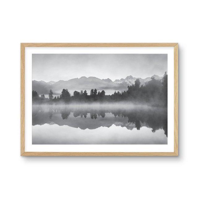 Stillness (40×50cm)