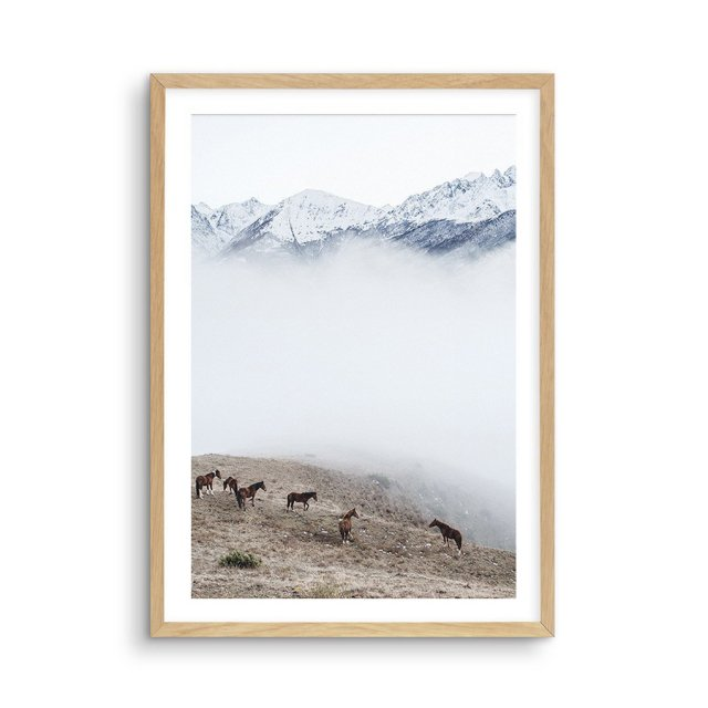 <img class='new_mark_img1' src='https://img.shop-pro.jp/img/new/icons43.gif' style='border:none;display:inline;margin:0px;padding:0px;width:auto;' />Mountain Horses | PT (40×50cm)