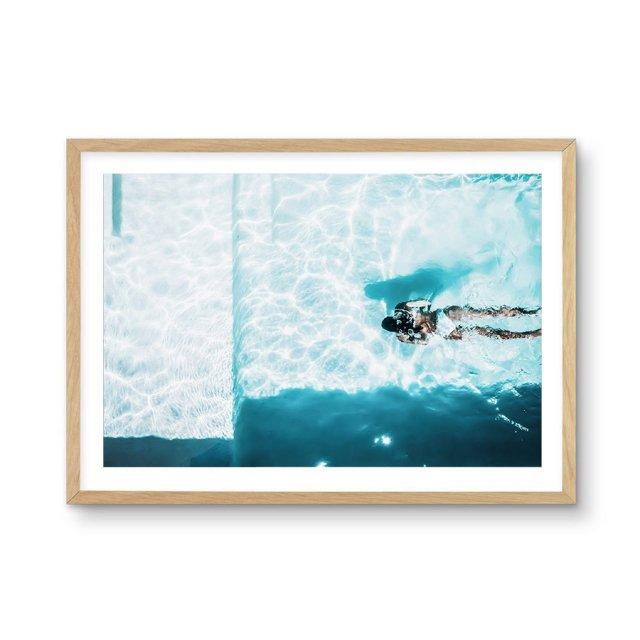 Mermaid Muse (40×50cm)
