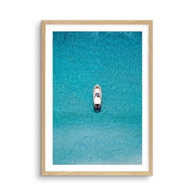Bahamian bliss (40×50cm)