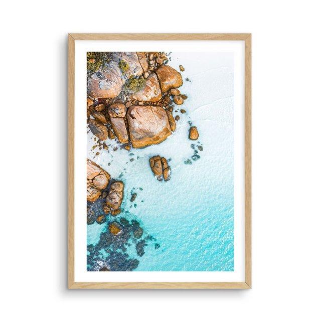 Thistle Cove I | Esperance (40×50cm)