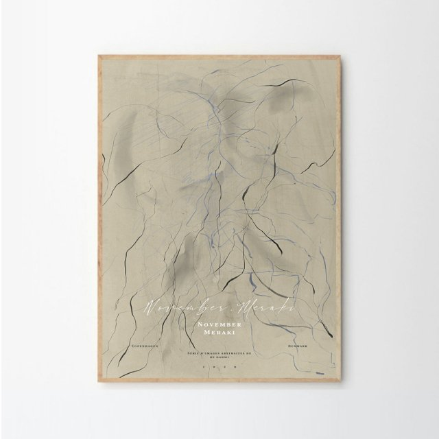 MERAKI 01 by Garmi (50×70cm)