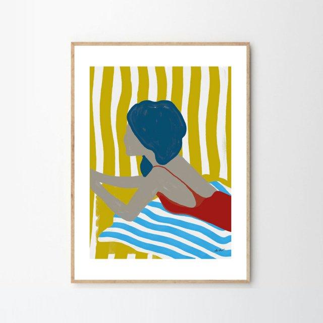 FINALES DE AGOSTO by Lentov (50×70cm)