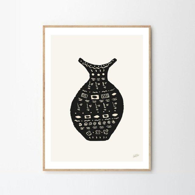 LES OBJETS by Lucrecia Rey Caro (50×70cm)