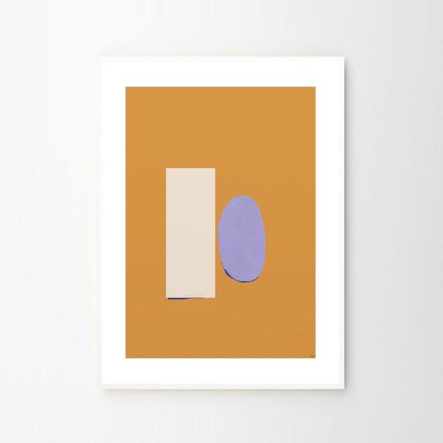 SUMMER HOUSE by Lisa Wirenfelt (30×40cm)