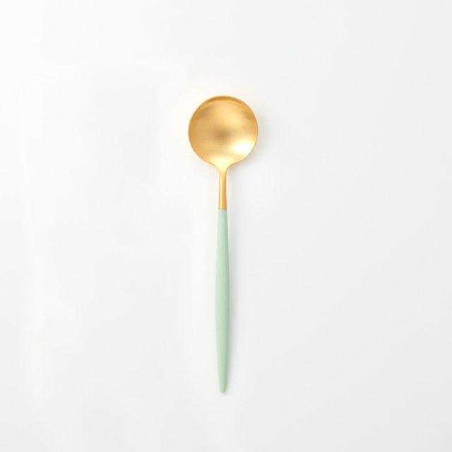 Cutipol GOA セラドン テーブルスプーン GOLD