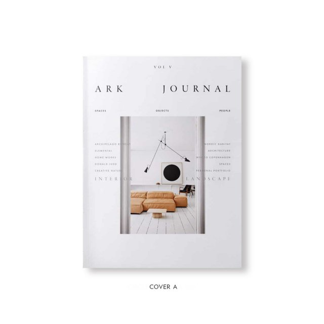 <img class='new_mark_img1' src='https://img.shop-pro.jp/img/new/icons43.gif' style='border:none;display:inline;margin:0px;padding:0px;width:auto;' />ARK JOURNAL VOLUME V SPRING/SUMMER 2021