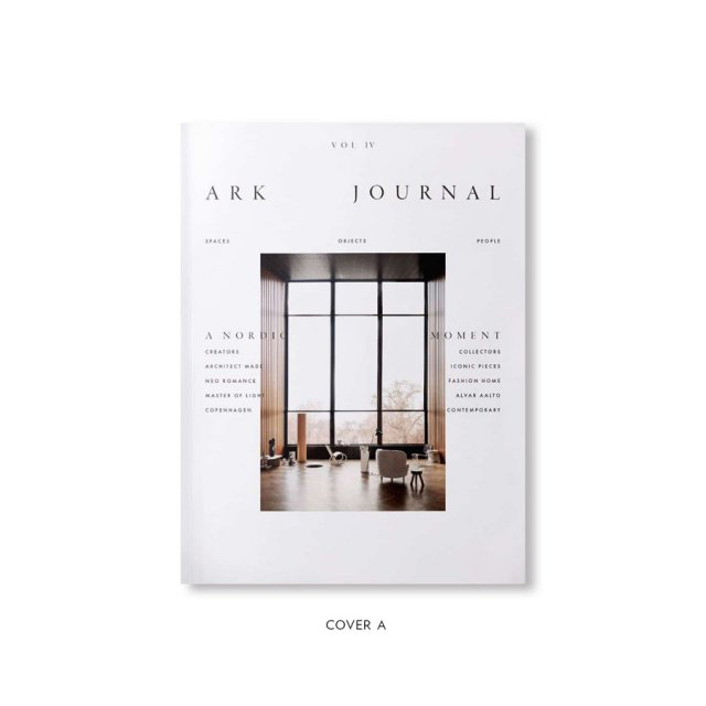 <img class='new_mark_img1' src='https://img.shop-pro.jp/img/new/icons1.gif' style='border:none;display:inline;margin:0px;padding:0px;width:auto;' />ARK JOURNAL VOLUME IV AUTUMN/WINTER 2020