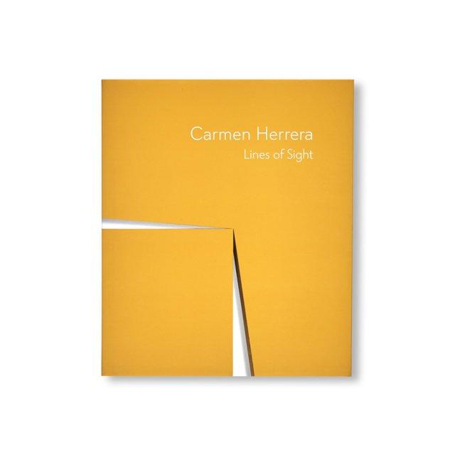 LINES OF SIGHT by Carmen Herrera