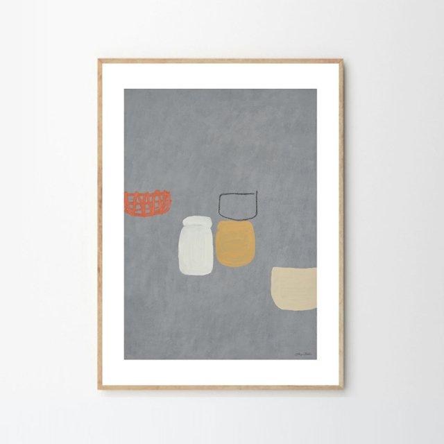 STILL LIFE I by Sheryn Bullis (50×70cm)