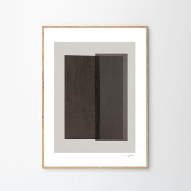 CAPRI by Julia Hallström Hjort (50×70cm)