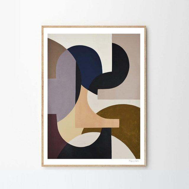 ROSA by Berit Mogensen Lopez (50×70cm)