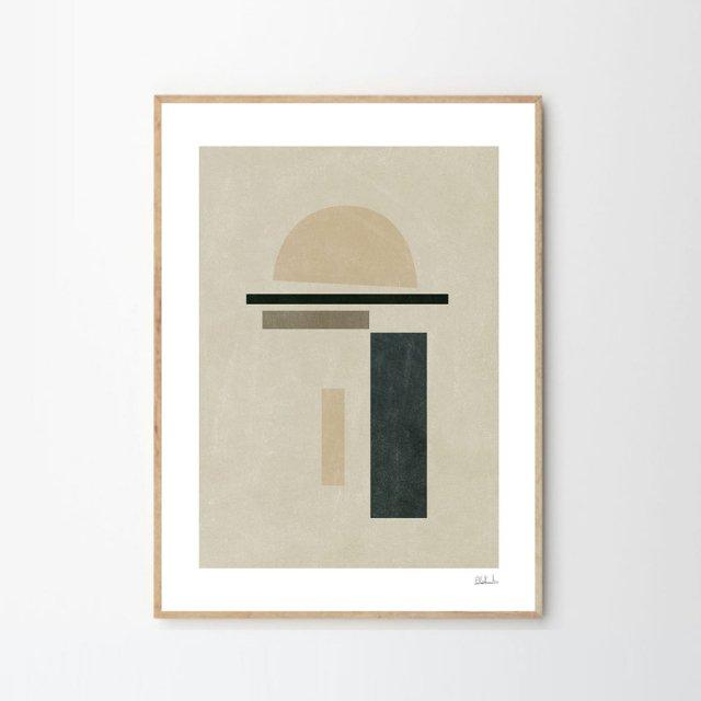 IMPRESSION 03 by Alexandra Papadimouli (50×70cm)