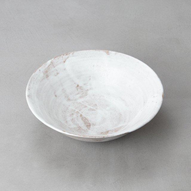 Eva Kengen フルーツボウル BRUSHED WHITE