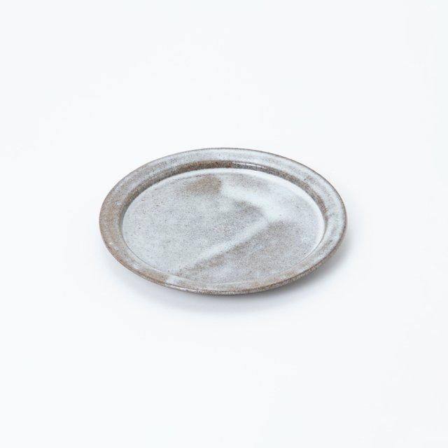 TINA MARIE リムプレート 17.5cm GRAY ASH