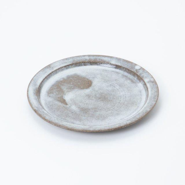 TINA MARIE リムプレート 22.5cm GRAY ASH