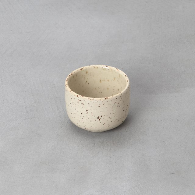 Kim Lê ミニカップ SPECKLED CLEAR