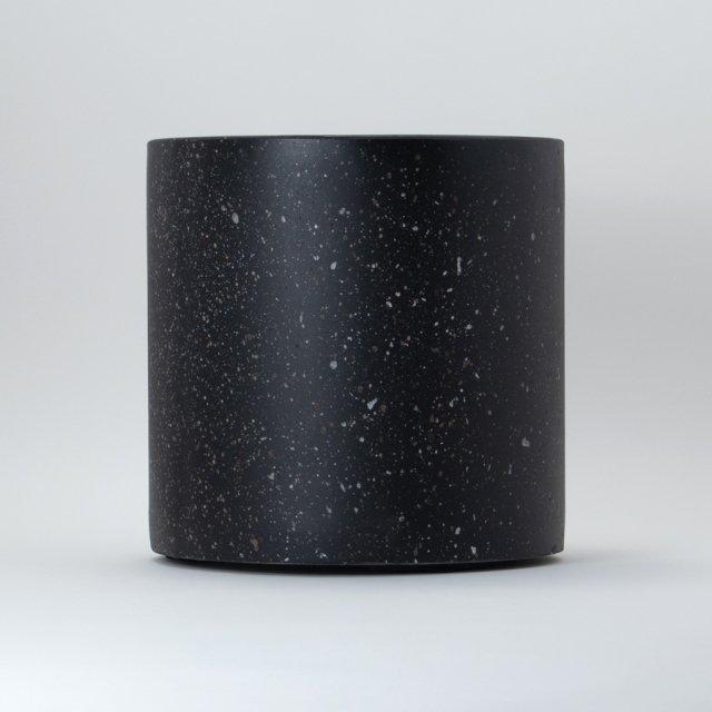 ゾアシリンダー 31×31cm BLACK