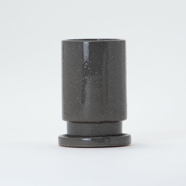 フロウポット 9×13.5cm GRAY