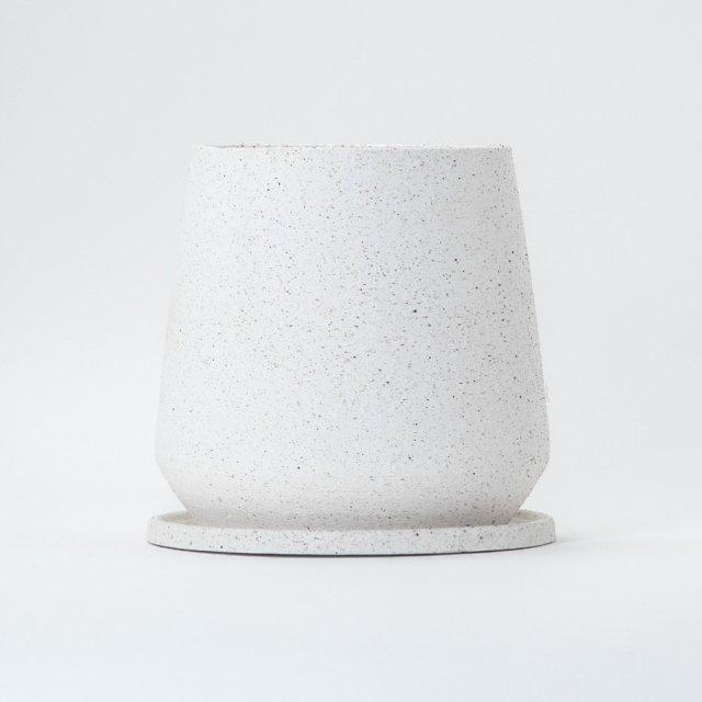 イオニアアンフレ 17×16.5cm WHITE