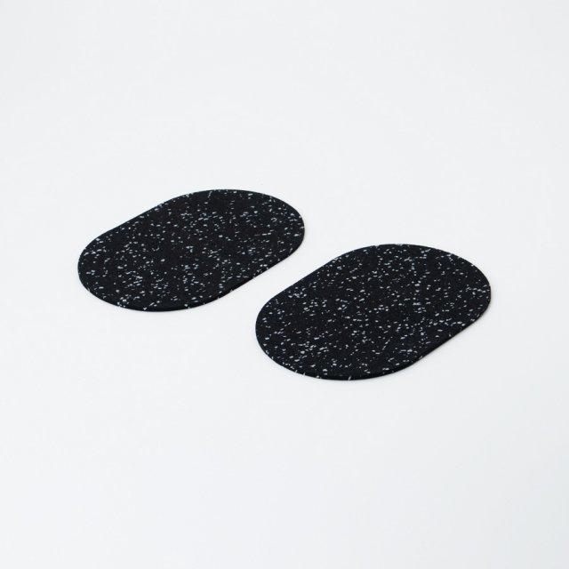 Slash Objects ラバーカプセルトリベットセット SPECKLED BLACK