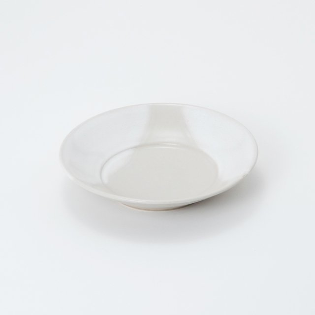 八代成実 ディーププレート 19.5cm CHILD WHITE
