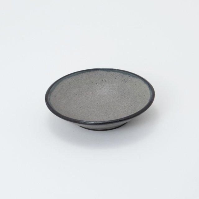 八代成実 ローボウル 15cm KHAKI (黒土)