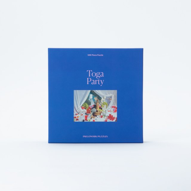 Piecework Puzzles Toga Party (500 piece)