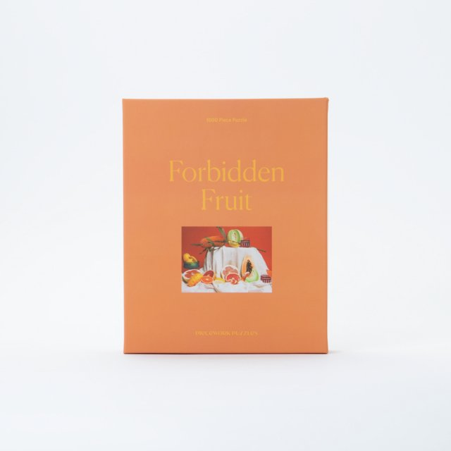 Piecework Puzzles Forbidden Fruit (1000 piece)