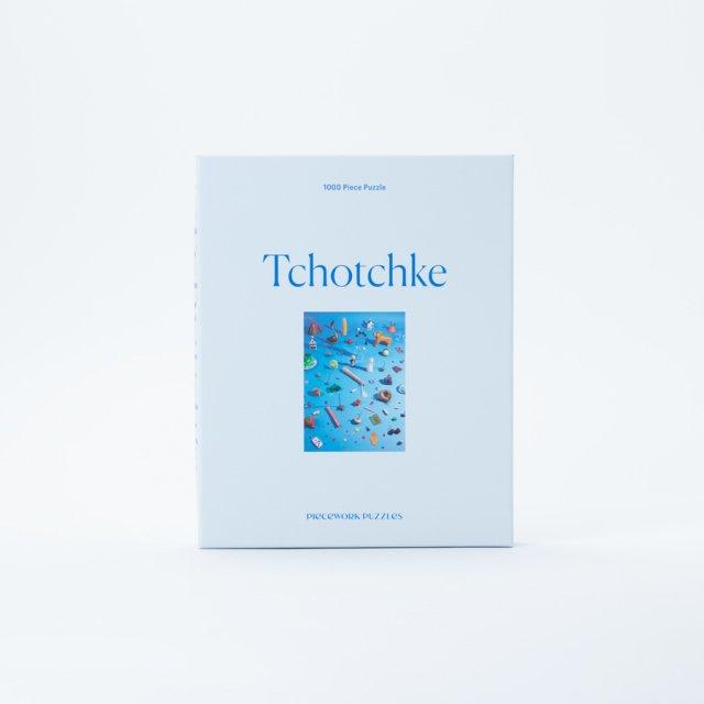 Piecework Puzzles Tchotchke (1000 piece)