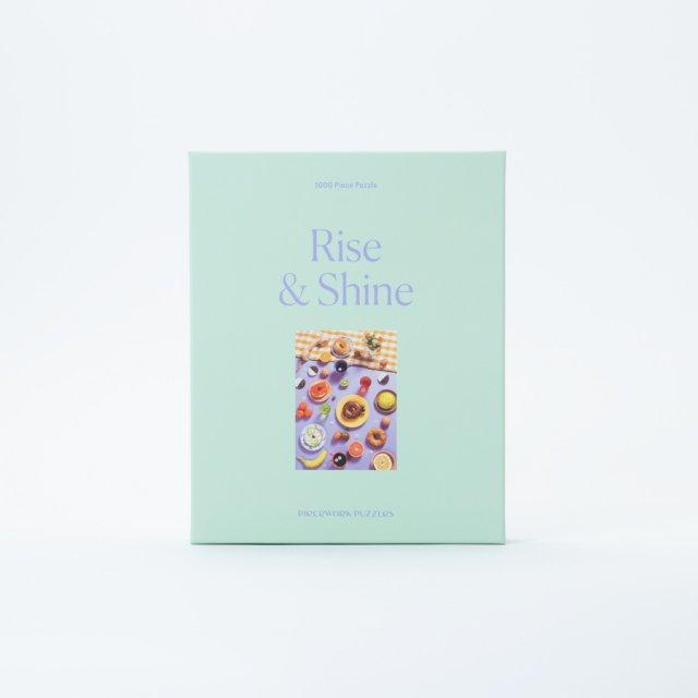 Piecework Puzzles Rise & Shine (1000 piece)