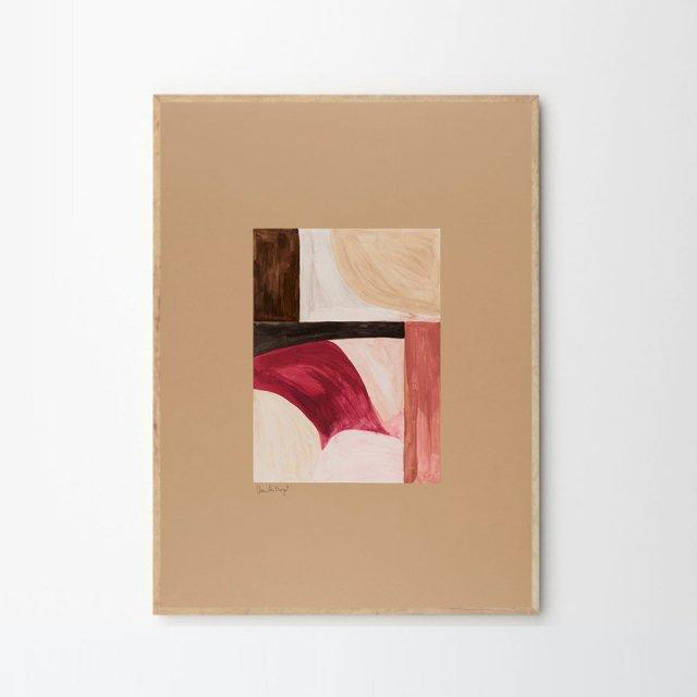 SHAPES 03 by Little Detroit (30×40cm)