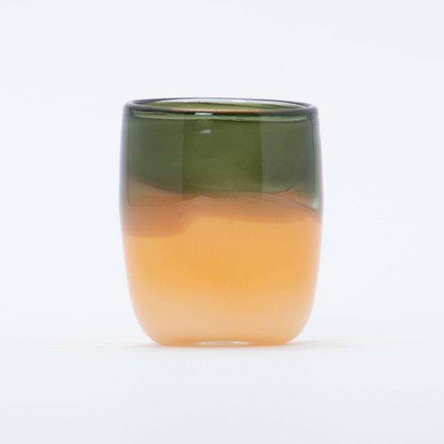 en.glassdesign 2色グラス #09