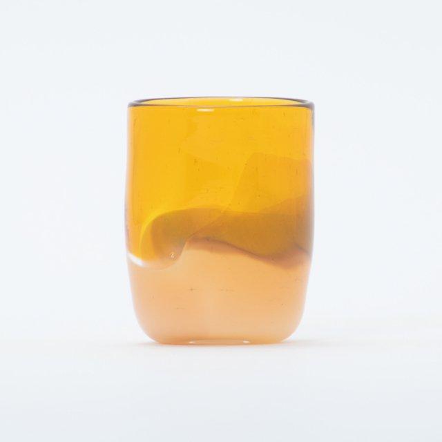 en.glassdesign 2色グラス #12