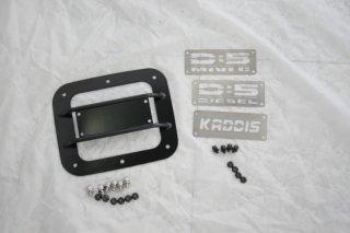 デリカD:5 KADDISフュエルリッドプロテクター ブラック