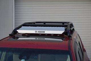150プラド KADDIS ルーフレールラック用ディフレクター